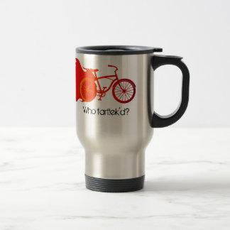 Who fartlek'd? Mug