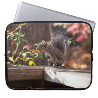 Who Goes There Laptop Sleeve