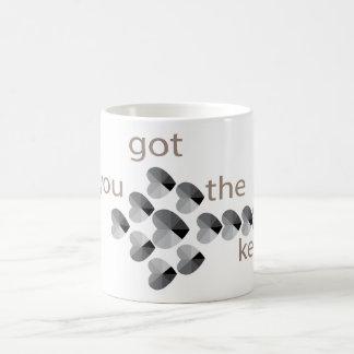 Who has your key mug