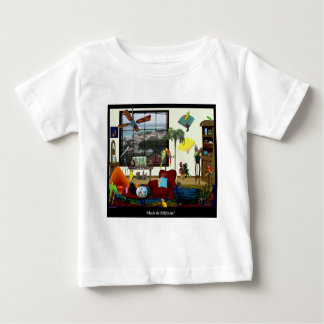 Who let the BIRDS out? Baby T WOW Baby T-Shirt