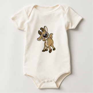 Who, Me? Fawn Baby Bodysuit