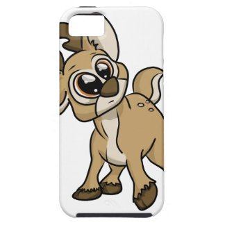 Who, Me? Fawn iPhone 5 Cover