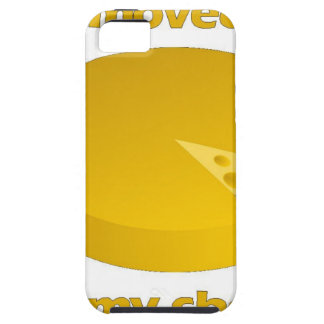 Who moved the cheese iPhone 5 case