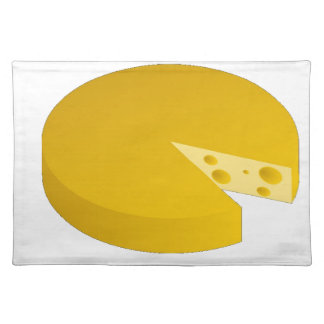 Who moved the cheese placemat