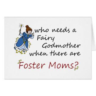 Who needs a Fairy Godmother? Card