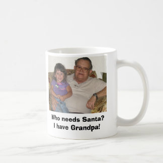 Who Needs Santa? Coffee Mug