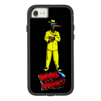Who Nose? Robert Hill Edition iPhone 8/7 Case