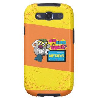 Who Runs the World Nerds Galaxy S3 Cover