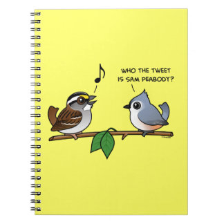 Who the Tweet? Notebooks