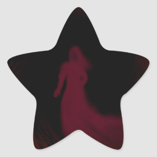 Who Welcomes You Star Sticker