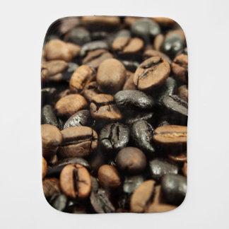 Whole Bean Coffee Burp Cloth