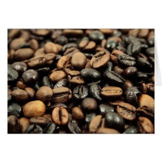 Whole Bean Coffee Card