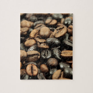 Whole Bean Coffee Jigsaw Puzzle