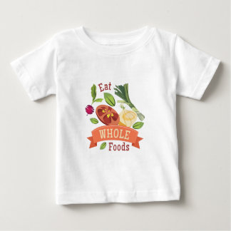 Whole Foods Baby T-Shirt