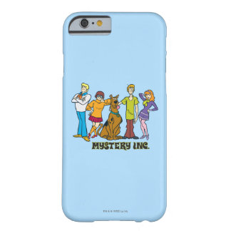 Whole Gang Mystery Barely There iPhone 6 Case