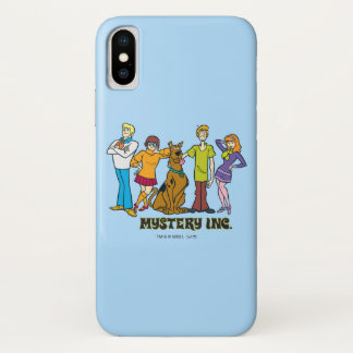 Whole Gang Mystery Case-Mate iPhone Case