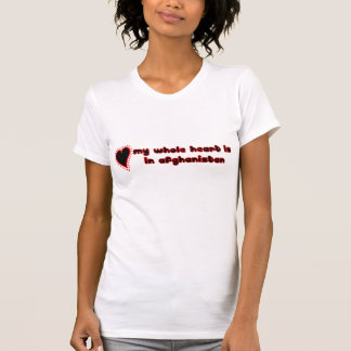 whole heart Afghanistan T-Shirt