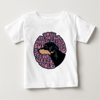 Whole Lives -color Baby T-Shirt