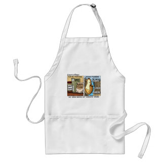 Whole Wheat Apron