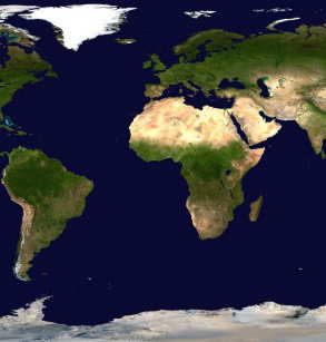 700a235ce Whole World - Planet Earth Kid s Flip Flops