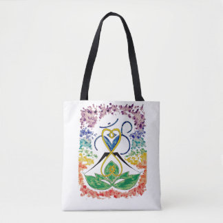 Wholeness Within Tote Bag
