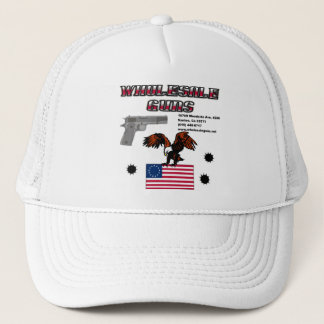 WholeSale Guns Trucker Hat