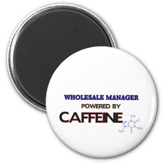 Wholesale Manager Powered by caffeine Magnets