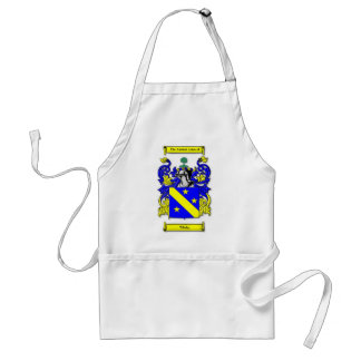 Wholey Coat of Arms Standard Apron