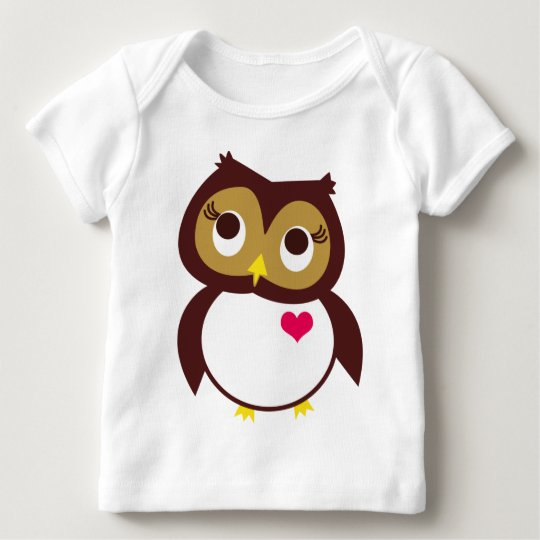 Whoo Loves You Baby T-Shirt
