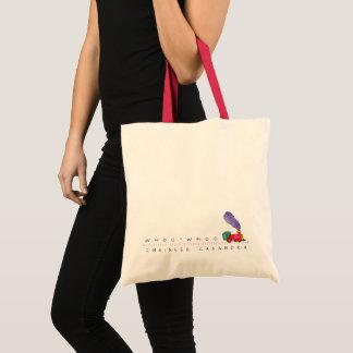 Whoo-Whoo Train Tote Bag