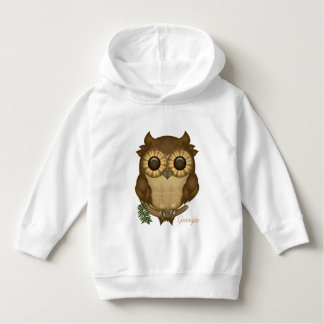 Whoolio The Cute Owl Personalized Tees