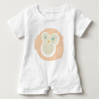 Whoot Baby Romper