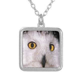 WHOOT OWL NECKLACE