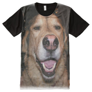Who's a Good Boy? All-Over-Print T-Shirt