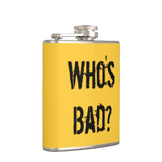 Who's Bad? Hip Flask