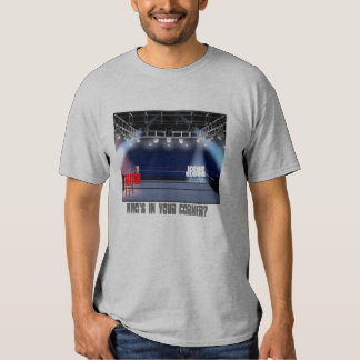 Who's In Your Corner T Shirt