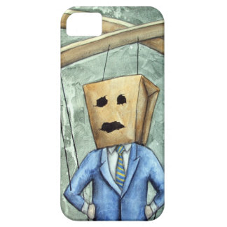 """Who's Pulling YOUR Strings?"" iPhone case"