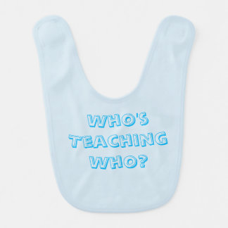 Who's Teaching Who? Bib