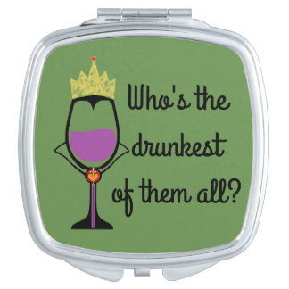 Who's the Drunkest of them all? Travel Mirror