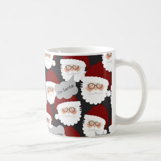 Who's the Real Santa? Coffee Mug