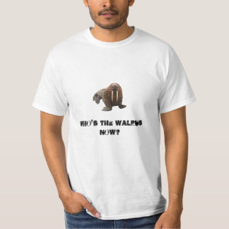 Who's The Walrus? Tshirts