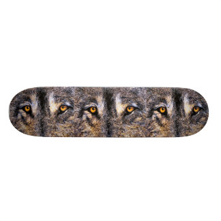 Who's Watching Wolf Eyes, Skate Decks