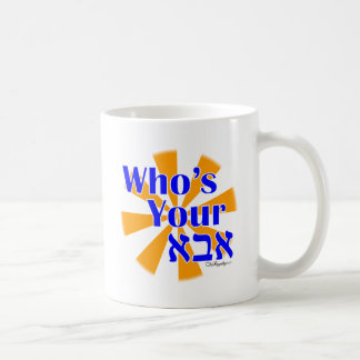 Who's your Abba / Daddy Coffee Mug