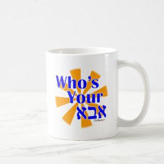 Who's your Abba / Daddy Coffee Mug