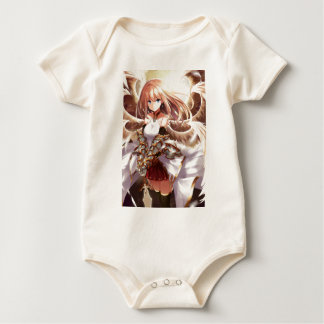 Who's your waifu? baby bodysuit