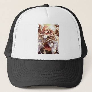 Who's your waifu? trucker hat
