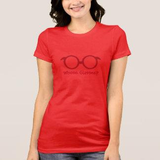 Whose Glasses? T-Shirt