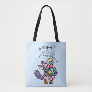 Whose Your Friend Who Likes to Play Tote Bag
