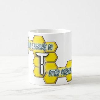 WhoTV Blockbusters Tea Mug