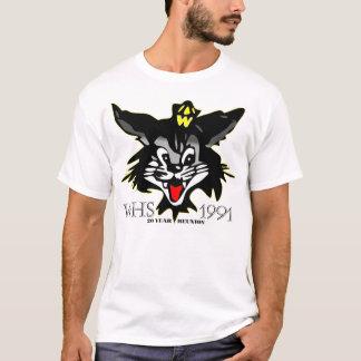 WHS 1991 20th Reunion T-Shirt